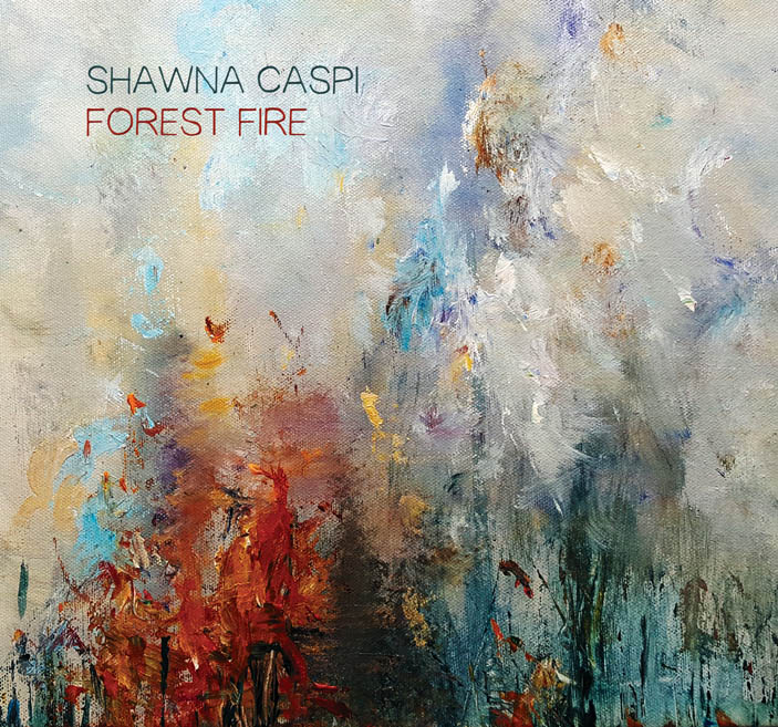 Forest Fire cover - colour
